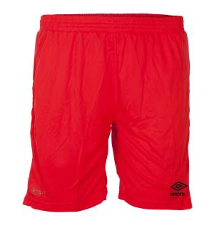 UMBRO UX-1 Keeper shorts Neonrød XS Teknisk keepershorts