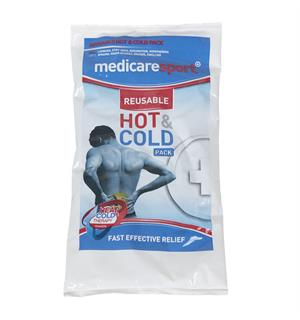 Medicare Reusable Hot & Cold pack Gjenbrukbar is/varmepose.