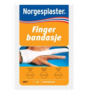 SCANSPORT Fingerbandasje God fingerbandasje.