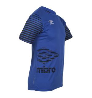 UMBRO Core Training Tee Blå S Teknisk treningstrøye