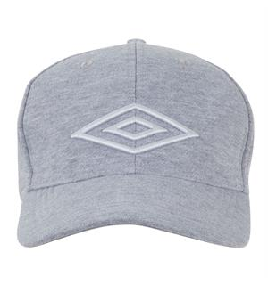 UMBRO Core Cap Lys grå 0 Baseball caps