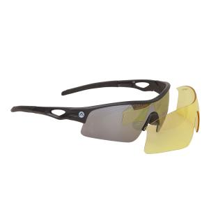 FIBRA Hybrid Sunglasses Sort OS