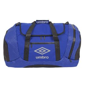 UMBRO Velocita Player Bag 60L Blå M Praktisk bag i klubbfarger
