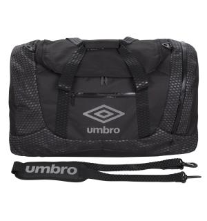 UMBRO Velocita Player Bag 60L Sort M Praktisk bag i klubbfarger