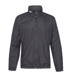 UMBRO Core Training Jacket Sort L Herlig vindjakke
