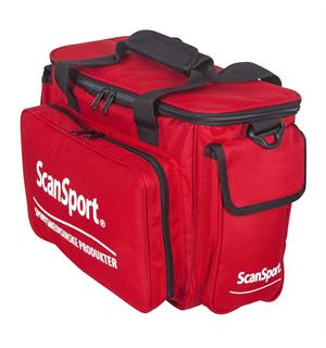 SCANSPORT Medisinbag Proff Bag for sportsmedisinsk utstyr