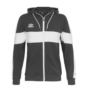 UMBRO Core X Hood Jacket Sort XL Hettejakke