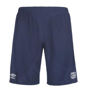 UMBRO Retro 19 Shorts Marine XL Retroinspirert treningsshorts