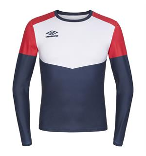 UMBRO Core X Poly LS Tee