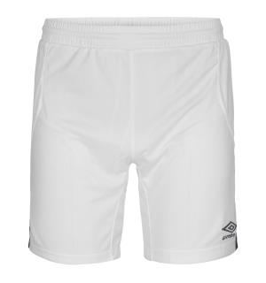 UMBRO UX Elite Shorts jr Hvit/Sort 152 Flott spillershorts