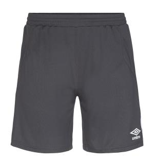 UMBRO UX Elite Shorts jr Sort/Hvit 152 Flott spillershorts