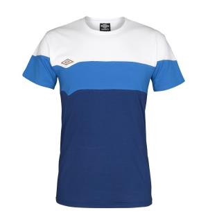 UMBRO Core X Cotton Tee Blå S
