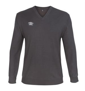 UMBRO V-Neck Regular V-genser med brodert Umbro logo