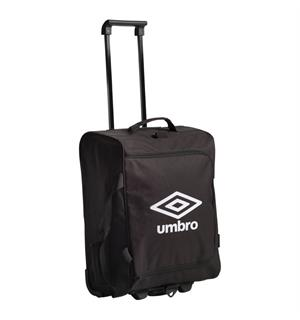 UMBRO Trolley Cabin Bag Sort M Trillekoffert - håndbagasje