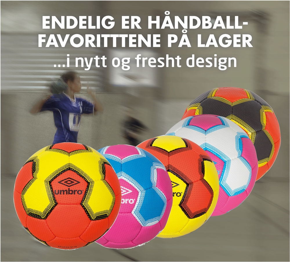 61626e27 UMBRO Maximo Håndball 61 IHF godkjent håndball med logo